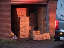 1000 kilo illegaal vuurwerk ontdekt in woonwijk IJsselmuiden
