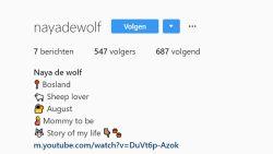 """'Naya de wolf' verovert nu ook Instagram: """"Jo alpaca's, wa make?"""""""