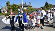 Leerlingen basisscholen trekken carnaval op gang in Merelbeke