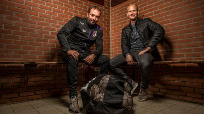 """Stijn Stijnen en Karel Geraerts over hun ex-ploegmaats Philippe Clement en Ivan Leko: """"Zelfs in de sauna ging het over tactiek"""""""