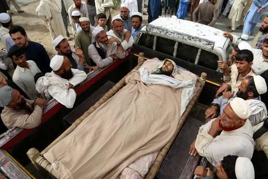 In tien jaar tijd zijn meer dan 32.000 burgers gedood in Afghanistan.