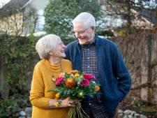 Henk en Gerda uit Nijverdal 60 jaar getrouwd: 'Alsof ik werd getroffen door de bliksem'