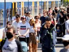 NS tevreden over treinverkeer Zandvoort, spreiding kan beter