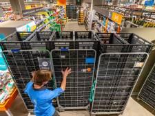 Afgesloten paden, blokkerende kassa's en kuch in het gezicht: zo start verbod alcoholverkoop in supermarkt Zwolle