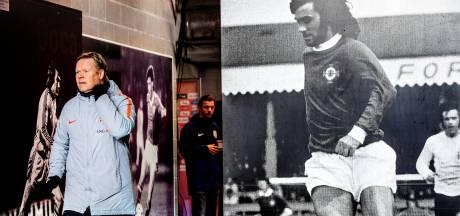 Koeman steunt Cruyff Foundation in affaire over biografie
