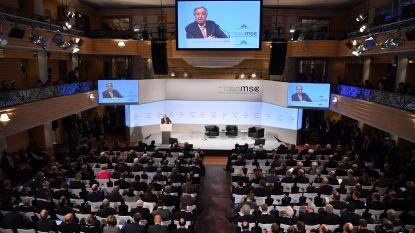 Donkere scenario's op internationale veiligheidsconferentie in München