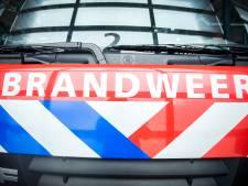 Verdieping Hof van Transwijk ontruimd na brand in matras