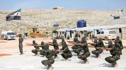 Syrisch leger bereidt zich voor op mogelijke buitenlandse luchtaanvallen