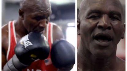 """Krijgen we dan toch een rematch Tyson-Holyfield? """"Het zou het gevecht zijn dat de mensen willen zien"""""""
