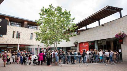 Sluiting H&M in Julianus Shopping maakt leegstand nog frappanter