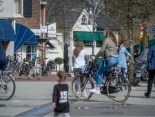 Ook in de 'Kromme Elleboog' mag de fiets niet meer worden neergezet