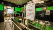 Personeelsrestaurant blijft gesloten, vakbonden plannen actie tegen uitbesteding stadsdiensten
