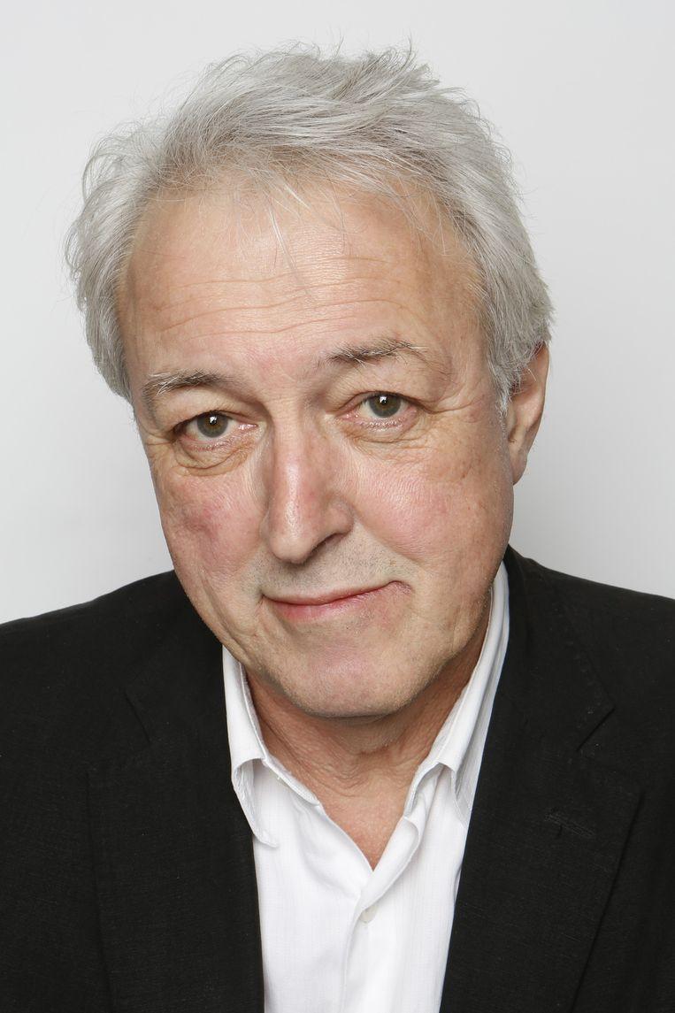 Hans Goslinga Beeld Jörgen Caris