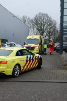 Bedrijfsongeval in Boxtel, slachtoffer met spoed naar het ziekenhuis
