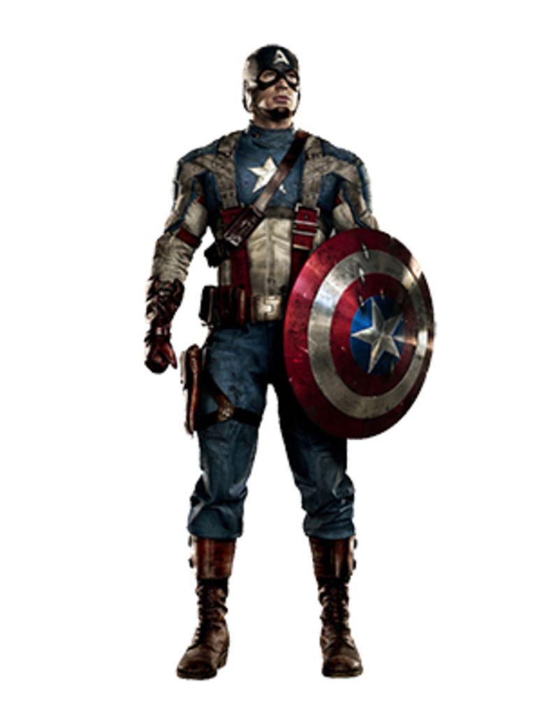 Captain America the First Avenger Beeld RV