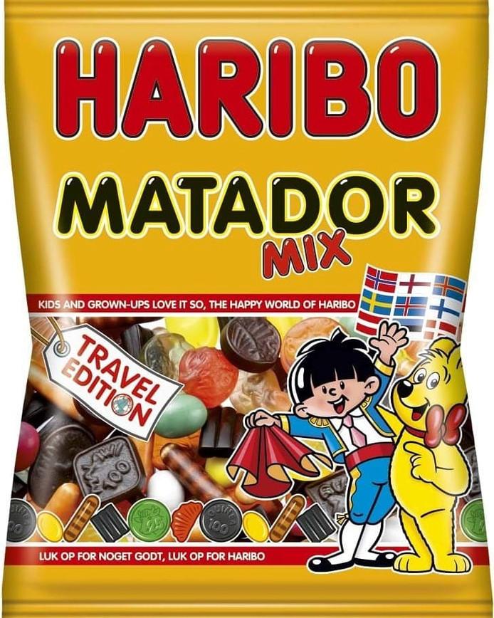 Haribo Matador Mix.