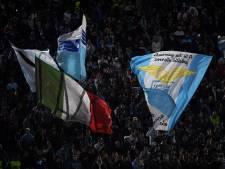 Lazio moet deel stadion dicht laten door racistisch gedrag supporters