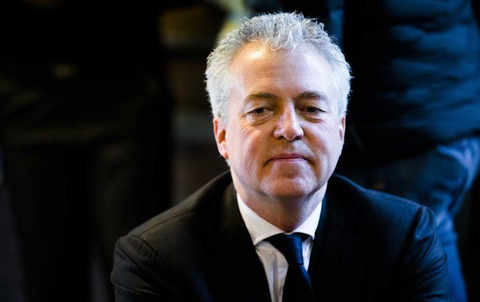 Marco Pastors  is de directeur van het Nationaal Programma Rotterdam Zuid.