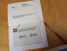 Apeldoorn stemt 'voor' tijdens referendum