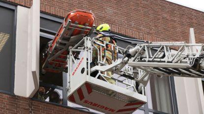 Brandweer moet gewonde ballerina evacueren