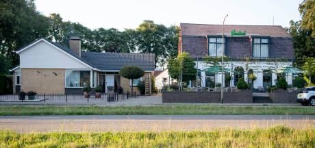 Buurvrouw d'Olde Stee in Lutten heeft recht op 5000 euro en een schone dakgoot