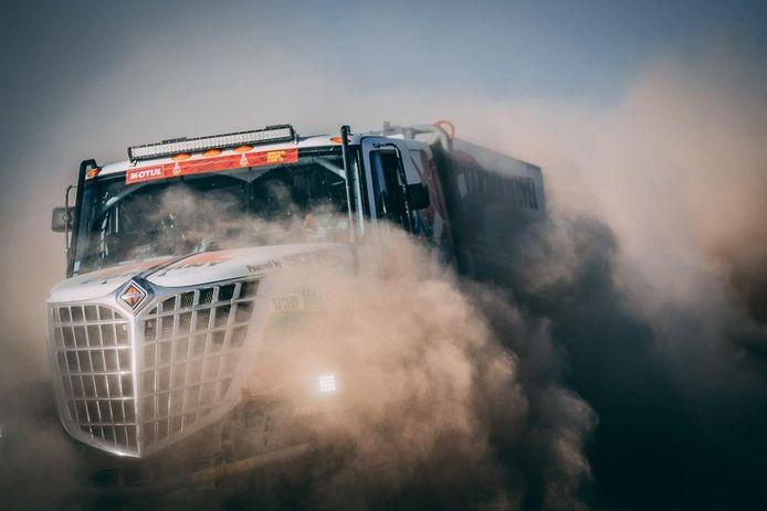 Dakar Rally, Maurik van den Heuvel, Team Dakarspeed