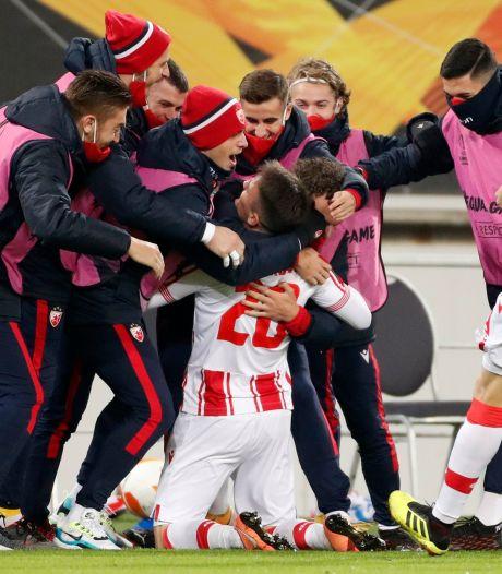 Le cauchemar de La Gantoise se poursuit en Europa League