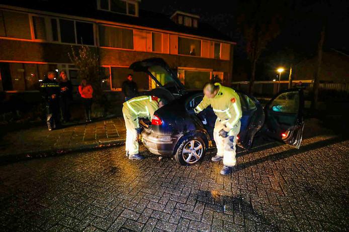 Autobrand voorkomen in Eindhoven