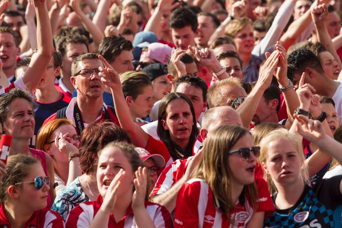 PSV-fans
