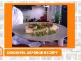 Het is weer aspergetijd: tv-Kok Alain heeft een fabuleus recept