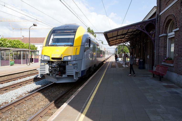Beernem wil meer treinen.