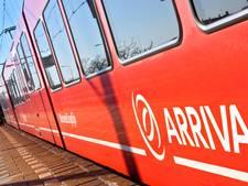 Treinverkeer Zutphen-Winterswijk week plat