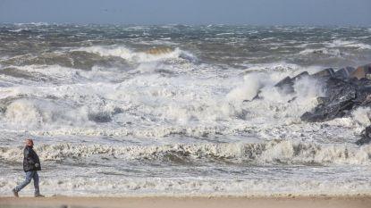Dennis is nu ook officieel Belgische storm, noodnummer 1722 geactiveerd