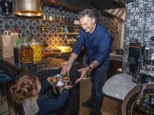 Restaurant d'Andreas introduceert 'Neem je eigen pan mee' en blijft tijdens tweede besmettingsgolf wél open