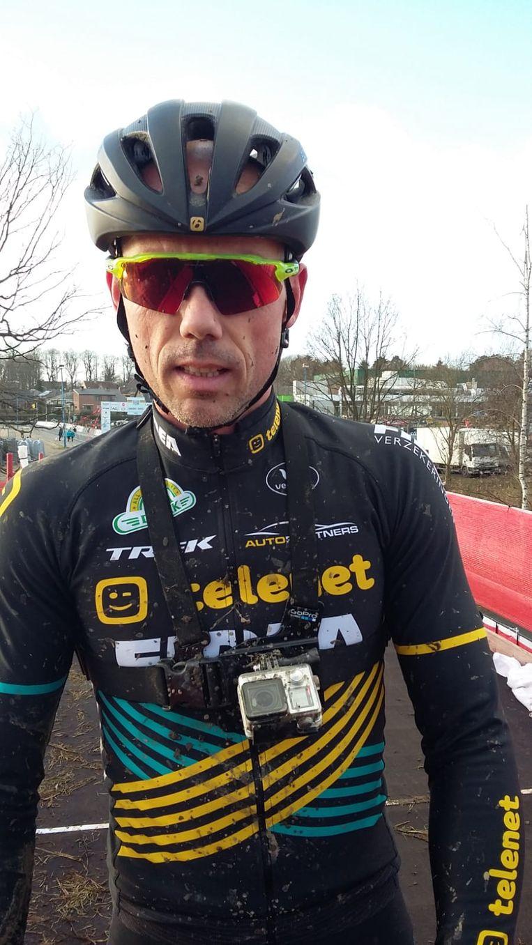 Sven Nys deed de verkenning voor Toon Aerts met een GoPro.