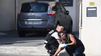 Twee gewonden door schietpartij voor Franse moskee, vermoedelijke dader pleegt zelfmoord