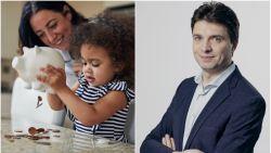 Spaarboekje openen voor je kind? Wie rendement wil, kan beter beleggen met fondsenspaarplan