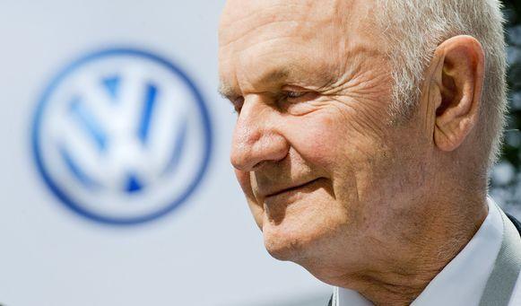 Ferdinand Piëch, foto uit 2014.