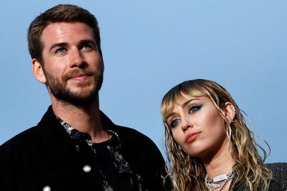 Liam Hemsworth wenst zijn ex Miley Cyrus het allerbeste toe.