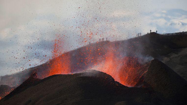 Vulkaan. Beeld EPA