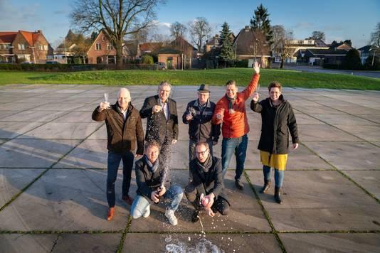 Blijdschap in Heteren, waar bouwproject Hart van Heteren dit jaar eindelijk van start gaat.