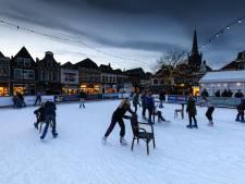IJsbaan op Markt in Steenwijk gaat niet door vanwege geldgebrek