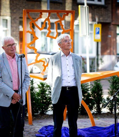 Oorlogsmonument Bergpolder herdenkt de laatste bom op Rotterdam
