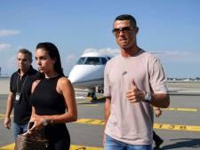 Ronaldo komt tijdens WK-finale aan in Turijn