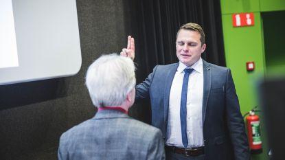Eedaflegging burgemeester Knop luidt wissel van de wacht in