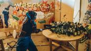 Voor het eerst in België: de rage room, een kamer waar je voor 150 euro alles mag kapotslaan