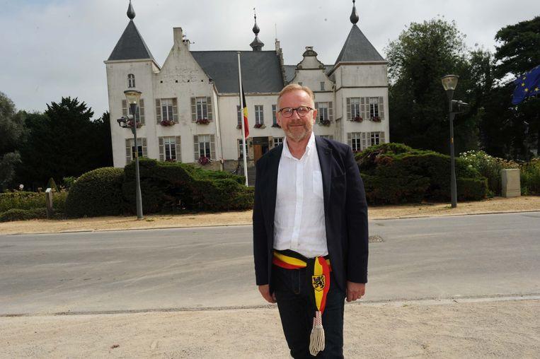 Dat Walter Vansteenkiste zichzelf gaat opvolgen als burgemeester staat zo goed als vast.