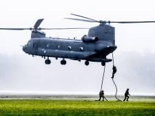 120 klachten over laagvliegende legerheli's is 'niet uitzonderlijk veel'