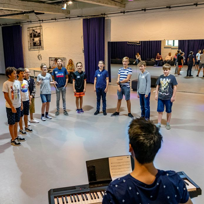 20190817 - BERGENOPZOOM- Pix4Profs/Tonny Presser - De BOV houdt zaterdag audities om op zoek te gaan naar de hoofdrolspeler voor hun volgende musical: Oliver!.