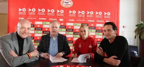 Eigen cao voor PSV Vrouwen: 'Een belangrijke stap'